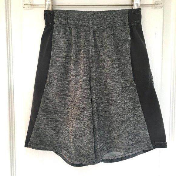 Champion C9 Boys Activewear Gray Shorts Size Small